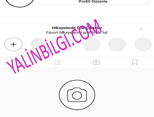 instagram hayalet gönderi